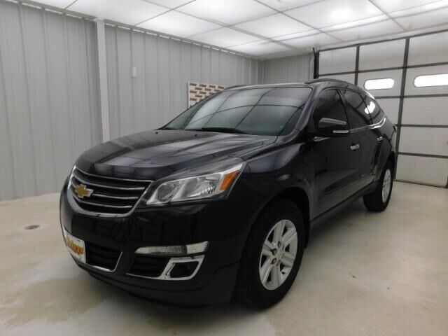 2013 Chevrolet Traverse FWD 4dr LT w/1LT Manhattan KS