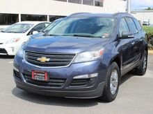2013_Chevrolet_Traverse_LS_ Brewer ME