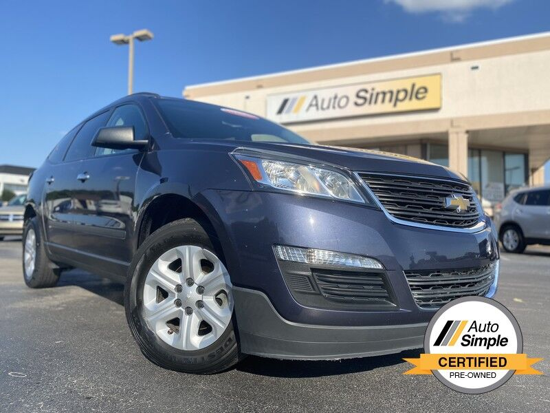2013 Chevrolet Traverse LS Chattanooga TN