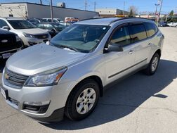 2013_Chevrolet_Traverse_LS_ Cleveland OH