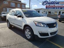2013_Chevrolet_Traverse_LS_ Hamburg PA