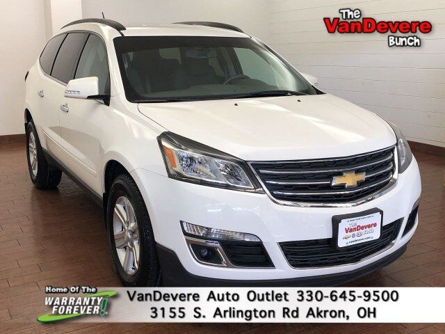 2013 Chevrolet Traverse LT Akron OH