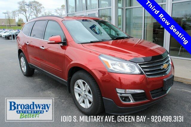 2013 Chevrolet Traverse LT Green Bay WI
