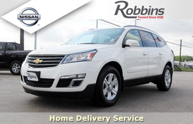 2013 Chevrolet Traverse LT Houston TX