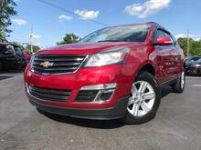 2013_Chevrolet_Traverse_LT_ Raleigh NC