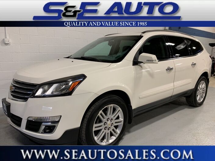 2013 Chevrolet Traverse LT Weymouth MA