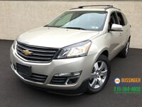 2013 Chevrolet Traverse LTZ - All Wheel Drive w/ Navigation & DVD