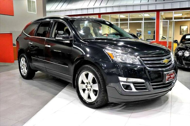 2013 Chevrolet Traverse LTZ - CARFAX Certified 2 Owners - No Accidents - Fully Serviced - QUALITY CERTIFIED up to 10 Yrs / 100,000 Miles Warranty Springfield NJ