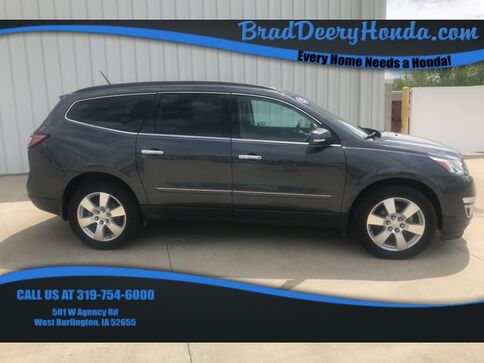 2013_Chevrolet_Traverse_LTZ_ West Burlington IA