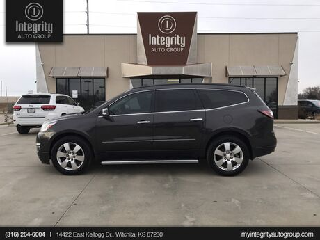 2013 Chevrolet Traverse LTZ Wichita KS