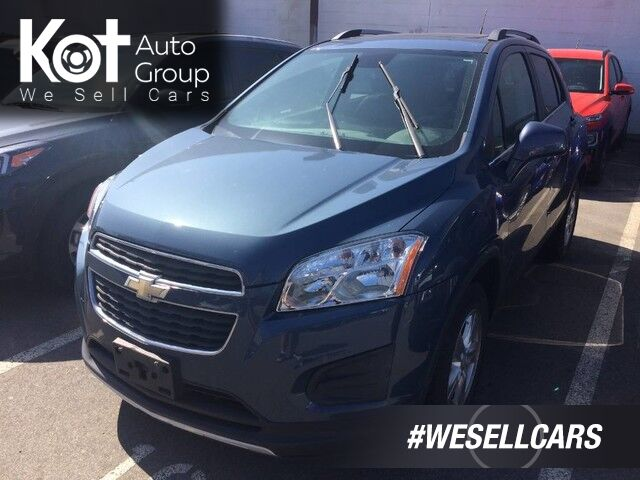 2013 Chevrolet Trax 2LT AWD One Owner! Well Maintained Kelowna BC