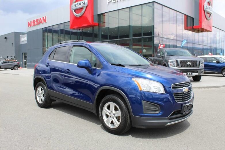 2013 Chevrolet Trax LT, Great Fuel Economy, No Accidents, Bose Stereo Kelowna BC