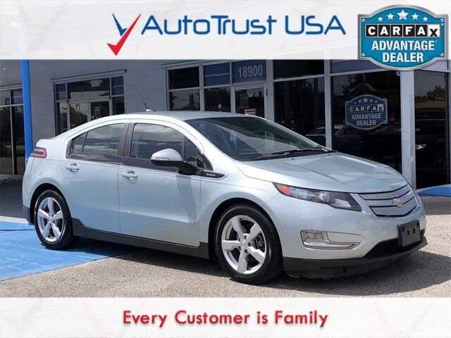 2013 Chevrolet Volt Base Miami FL
