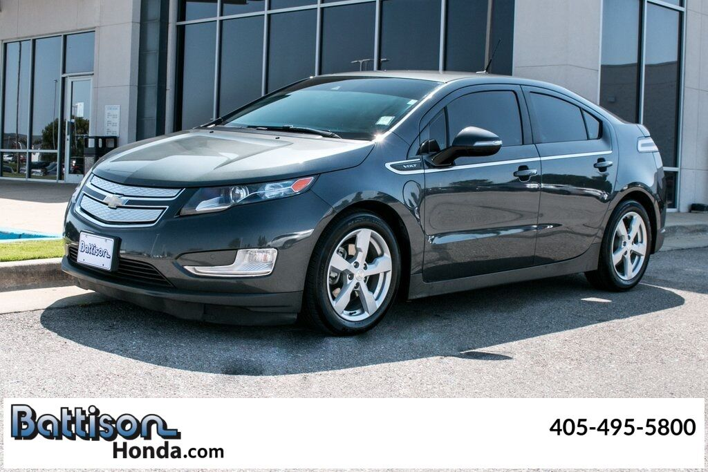 2013_Chevrolet_Volt_Base_ Oklahoma City OK