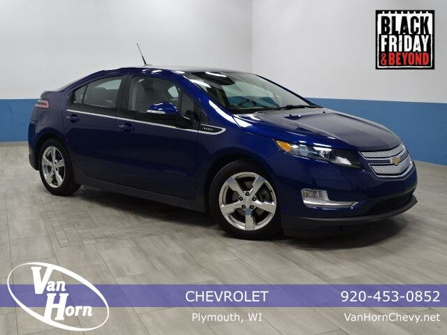 2013 Chevrolet Volt Base Plymouth WI