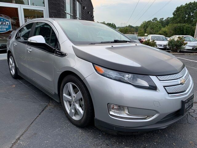2013 Chevrolet Volt Base Raleigh NC