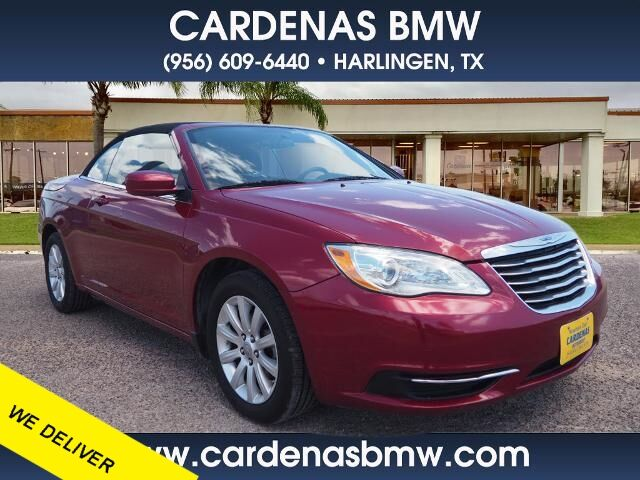 2013 Chrysler 200 Convertible Touring Harlingen TX
