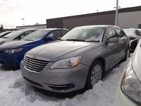 2013 Chrysler 200 LX | BLUETOOTH | CLEARANCE SPECIAL
