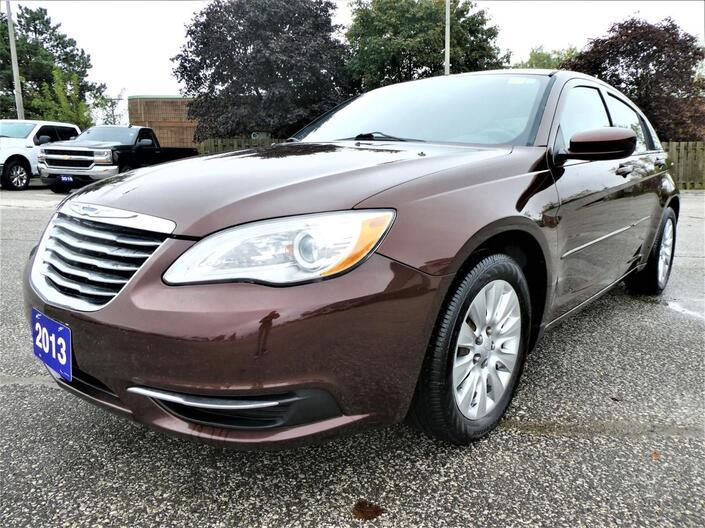 2013 Chrysler 200 LX 2.4L Cruise Control Essex ON