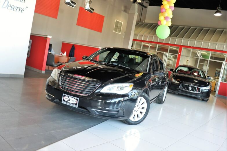 2013 Chrysler 200 LX Custom Preferred Package Springfield NJ
