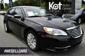 2013 Chrysler 200 LX! No accidents! Heated mirrors! Great condition!