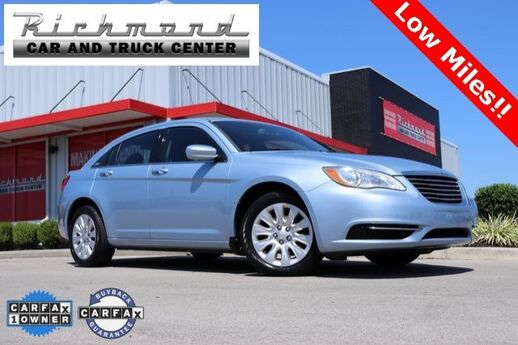 2013 Chrysler 200 LX Richmond KY