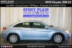 2013_Chrysler_200_LX_ Stony Plain AB