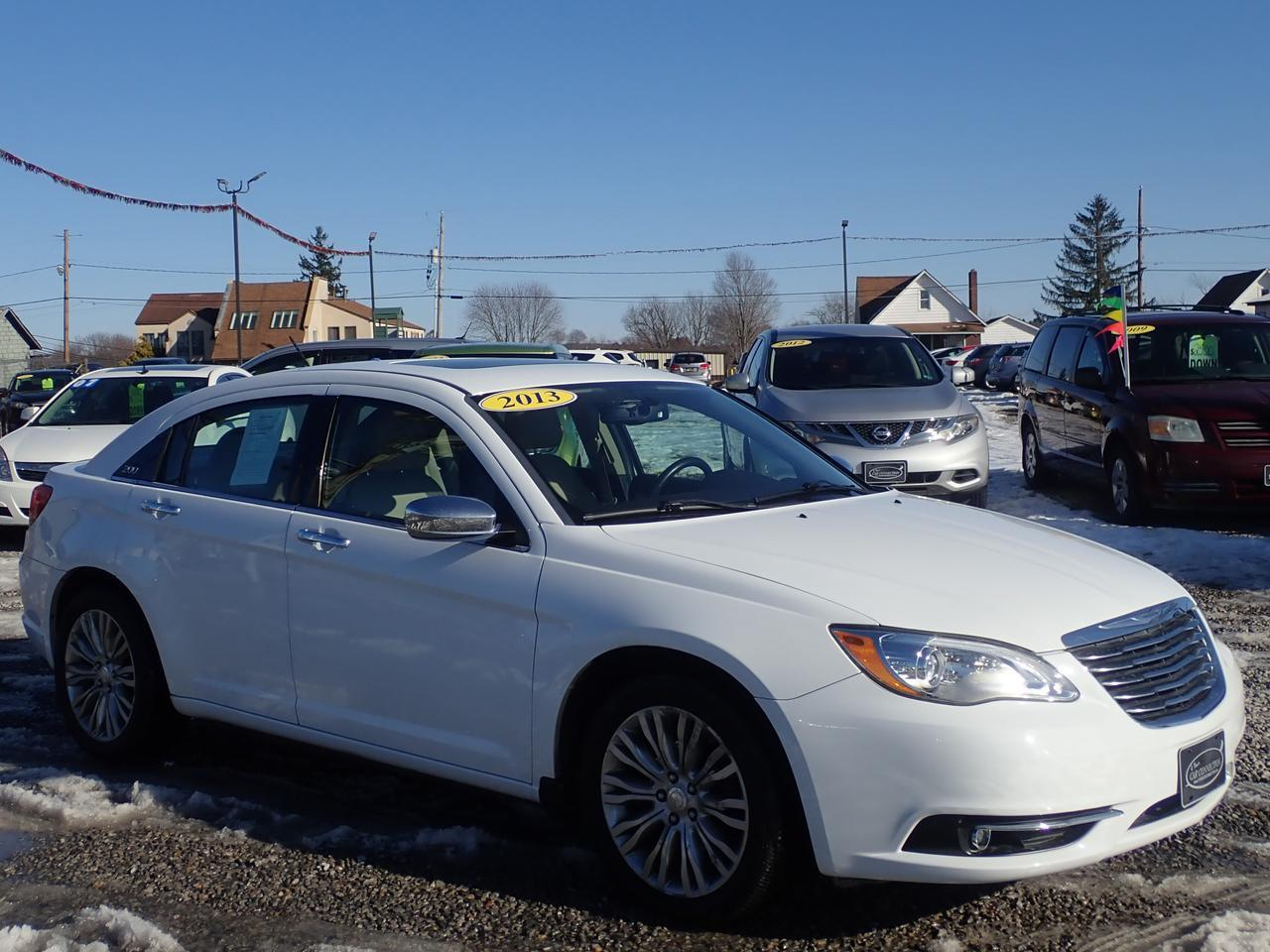 2013 Chrysler 200 Limited Cranberry PA