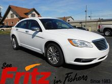 2013_Chrysler_200_Limited_ Fishers IN