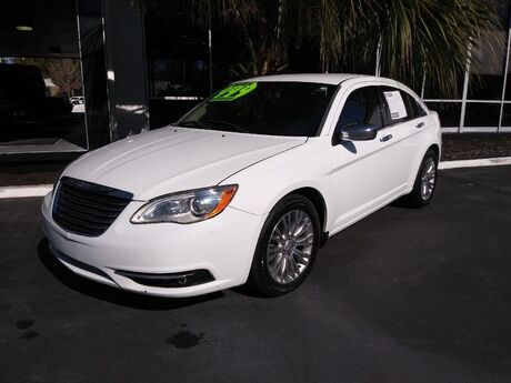 2013 Chrysler 200 Limited Gainesville FL