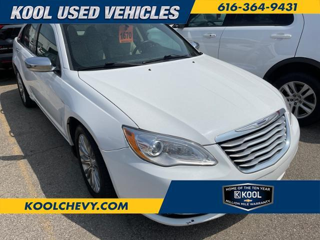 2013 Chrysler 200 Limited Grand Rapids MI