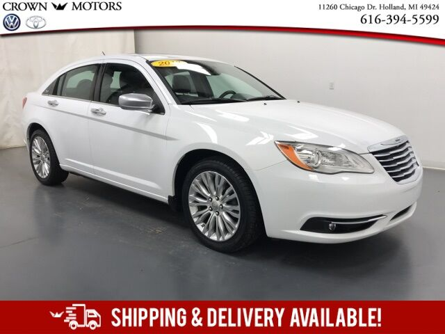 2013 Chrysler 200 Limited Holland MI