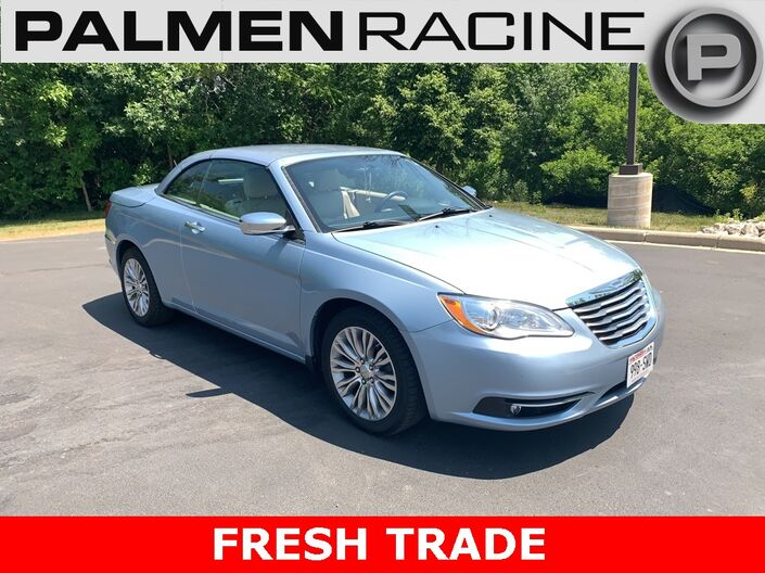 2013 Chrysler 200 Limited Racine WI