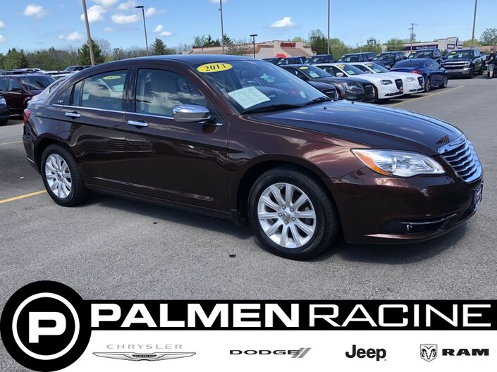 2013 Chrysler 200 Limited Racine WI