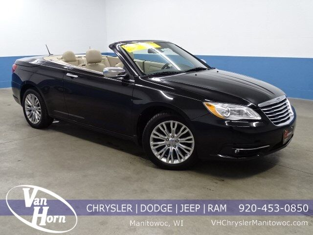 2013 Chrysler 200 Limited Manitowoc WI
