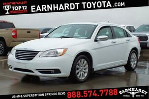 2013_Chrysler_200_Limited_ Phoenix AZ