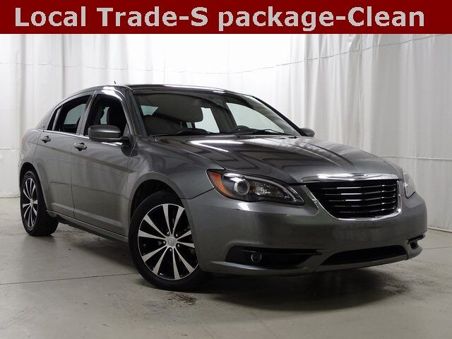 2013 Chrysler 200 Limited Raleigh NC