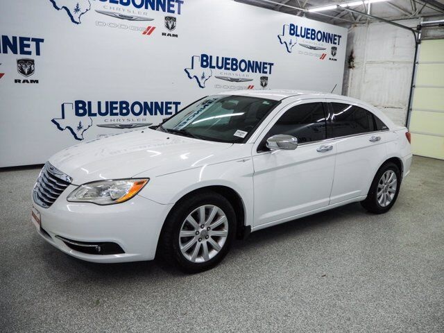 2013 Chrysler 200 Limited New Braunfels TX