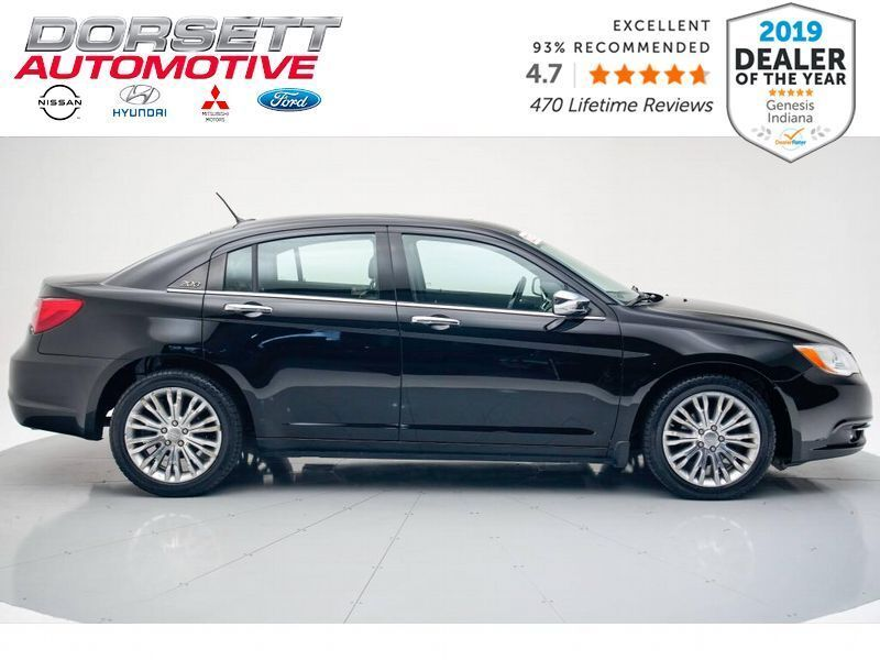 2013 Chrysler 200 Limited Terre Haute IN