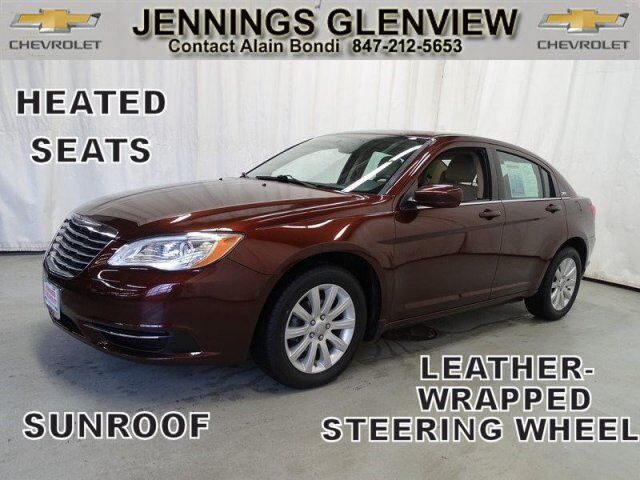 2013 Chrysler 200 Touring Glenview IL