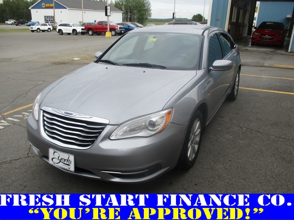 2013 Chrysler 200 Touring Houlton ME