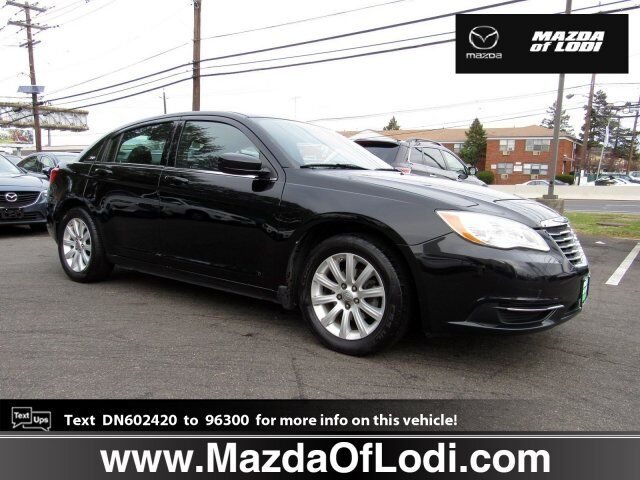 2013 Chrysler 200 Touring Lodi NJ