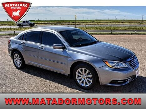 2013_Chrysler_200_Touring_ Lubbock & Wolfforth TX