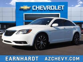 2013_Chrysler_200_Touring_ Phoenix AZ