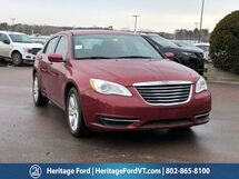 2013 Chrysler 200 Touring South Burlington VT