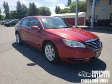 2013_Chrysler_200_Touring_ Spokane WA