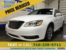 2013_Chrysler_200_Touring w/Chrome Wheels & Low Miles_ Buffalo NY