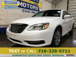 2013 Chrysler 200 Touring w/Chrome Wheels & Low Miles
