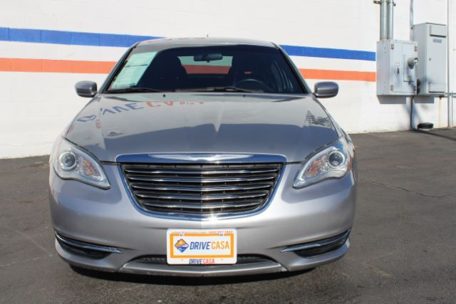 2013 Chrysler 200 Touring Dallas TX