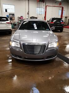 Chrysler 300 300C 2013
